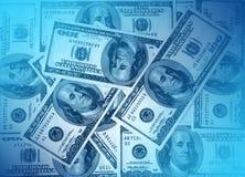 Die Gelddollar Stockbild