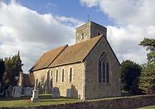 Die Gemeinde-Kirche von Str. Michael aller Engel Lizenzfreie Stockbilder