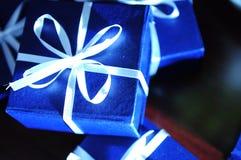 Die Geschenke Stockbilder