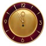Die getrennte Uhr Stockfoto