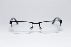 Die Gläser der Männer Stockfoto