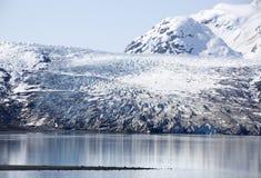 Die Gletscher-Landschaft Lizenzfreie Stockfotografie