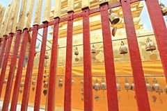 Die Glocke Lizenzfreies Stockbild