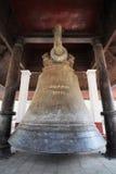 Die Glocke auf Myanmar Stockfotografie