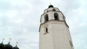 Die Glocken im Glockenturm stock video footage