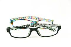 Die Gläser Stockfotografie