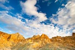 Die gobi-Wüste stockfotos