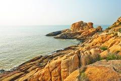 Die goldene Küste Lizenzfreie Stockbilder