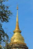 Die goldene Pagode Stockfoto
