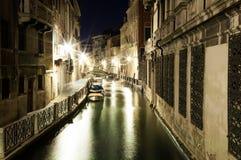 Die goldene Stadt, Venedig Lizenzfreie Stockbilder