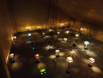 Die 2012 Gouverneur-Insel Art Fair 34 Lizenzfreies Stockbild