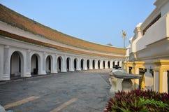 DIE GRÖSSTE PAGODE VON NAKHON PATHOM THAILAND Stockfoto