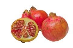 Die Granatäpfel Lizenzfreies Stockbild