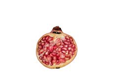 Die Granatäpfel Stockfotografie