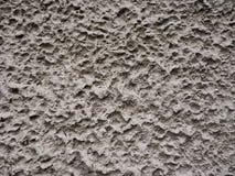 Die graue Wand Lizenzfreie Stockfotos