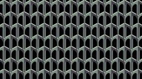 Die grauen Stangen Beschaffenheit 3d Stockbild