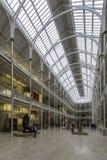 Die großartige Galerie am Nationalmuseum von Schottland stockfoto
