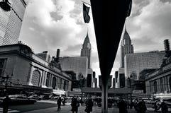 Die großartige zentrale Station in Manhattan NYC Stockfotos
