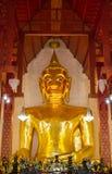 Die große Buddha-Statue Stockfotografie