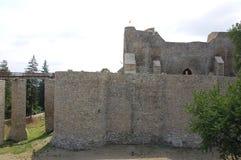 Die große Festung einer alten Stadt Lizenzfreie Stockfotos