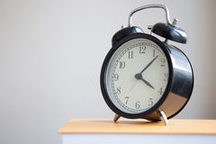 Die große Glocke stellt aufwachen sicher Lizenzfreies Stockbild