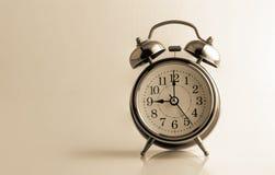 Die große Glocke stellt aufwachen sicher Stockfoto