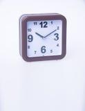 Die große Glocke stellt aufwachen sicher Wecker auf Hintergrund Wecker auf dem backg Stockbild