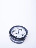 Die große Glocke stellt aufwachen sicher Wecker auf Hintergrund Wecker auf dem backg Lizenzfreies Stockbild