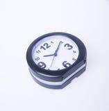 Die große Glocke stellt aufwachen sicher Wecker auf Hintergrund Wecker auf dem backg Lizenzfreies Stockfoto