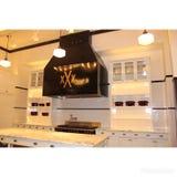 Die große Küche stockfotos