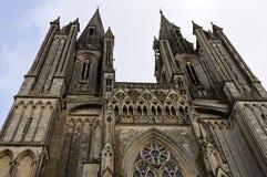 Die große Kathedrale Lizenzfreies Stockfoto