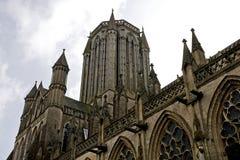 Die große Kathedrale Lizenzfreie Stockfotos
