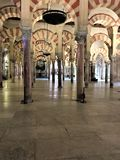 Die große Moschee, Provinz Spanien Cordobas Cordoba Stockfoto