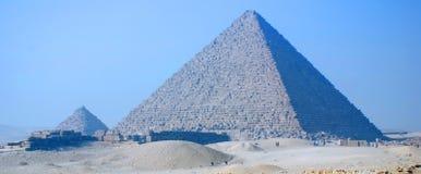 Die große Pyramide Lizenzfreie Stockfotos