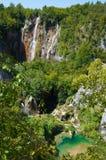 Die großen Wasserfälle Stockfotografie