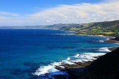 Die große Ozean-Straße Lizenzfreie Stockfotos