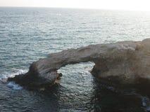 Die Grotte der Liebhaber Stockbild