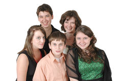 Die Gruppe Lizenzfreies Stockfoto