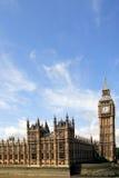 Die Häuser des Parlaments Stockfotos