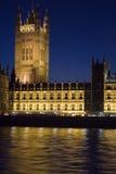 Die Häuser des Parlaments Stockfoto