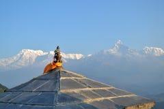 Die Höhe von Bergen, die Sie sein möchten lizenzfreies stockfoto