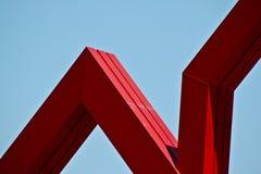 Die Höhen und Tiefen Lizenzfreie Stockbilder