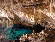 Die Höhle Stockfotos