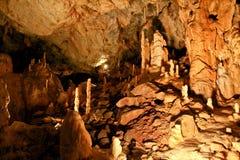 Die Höhle des Bären, Rumänien lizenzfreies stockbild