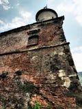 Die Hügel-Zitadelle, Brasov, Rumänien Stockbild