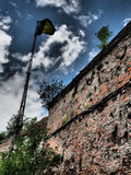 Die Hügel-Zitadelle, Brasov, Rumänien Stockfoto