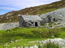 Die Hütte an den Tollpatschen bauen, See-Bezirk ab Lizenzfreies Stockbild