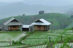 Die Hütte des Landwirts Lizenzfreies Stockfoto