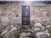 Die Hütte Kosciuszko NP des Matrosen Stockbilder