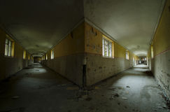 Die Hallen Stockbilder